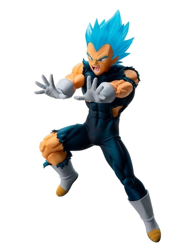 Dragon Ball Ichibansho PVC Statue Super Saiyan God Super Saiyan Vegeta 13 cm