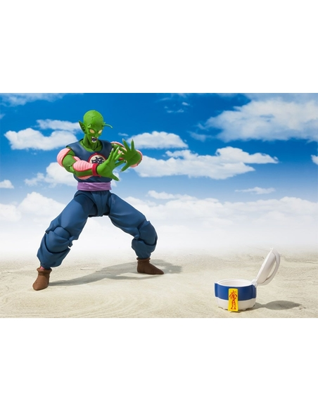 Dragon Ball S.H. Figuarts Action Figure Demon King Piccolo (Daimao) Tamashii Web Exclusive 19 cm