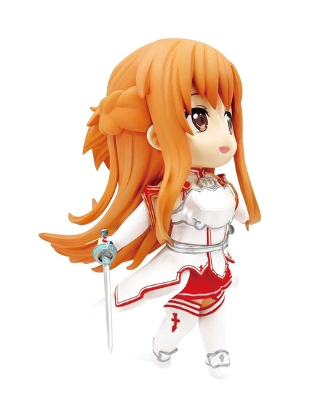 Sword Art Online Puchieete PVC Statue Knights of the Blood 14 cm