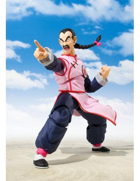 Dragon Ball S.H. Figuarts Action Figure Tao Pai Pai Tamashii Web Exclusive 15 cm