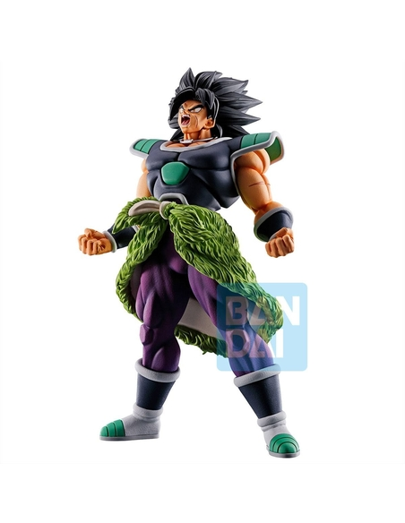Dragon Ball Super Ichibansho PVC Statue Broly (History of Rivals) 26 cm