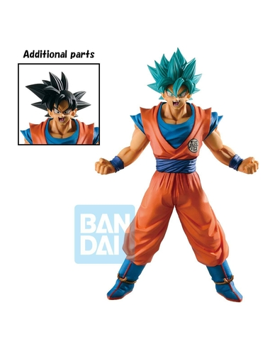 Dragon Ball Super Ichibansho PVC Statue Son Goku (History of Rivals) 25 cm