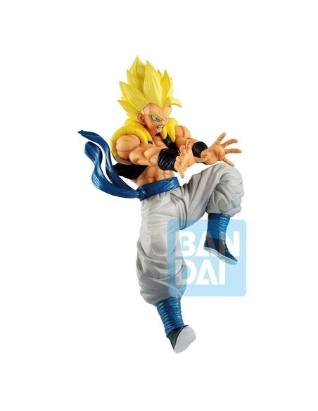 Dragon Ball Super Ichibansho PVC Statue Super Saiyan Gogeta Rising Fighters 18 cm