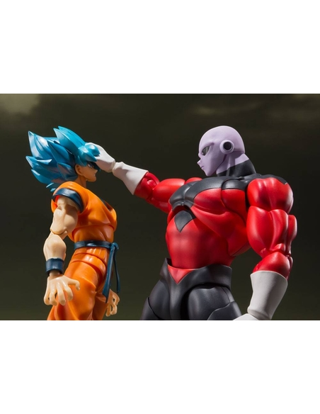 Dragon Ball Super S.H. Figuarts Action Figure Jiren Tamashii Web Exclusive 16 cm