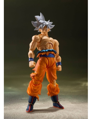 Dragon Ball Super S.H. Figuarts Action Figure Son Goku Ultra Instinct 14 cm