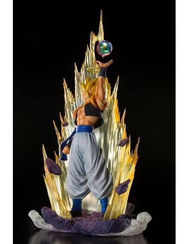 Dragon Ball Z Fusion Reborn FiguartsZERO PVC Statue Super Saiyan Gogeta 28 cm