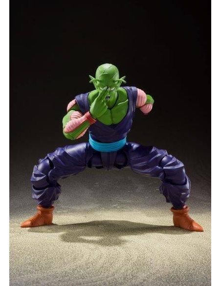 Dragon Ball Z Super S.H. Figuarts Action Figure Piccolo (The Proud Namekian) 16 cm