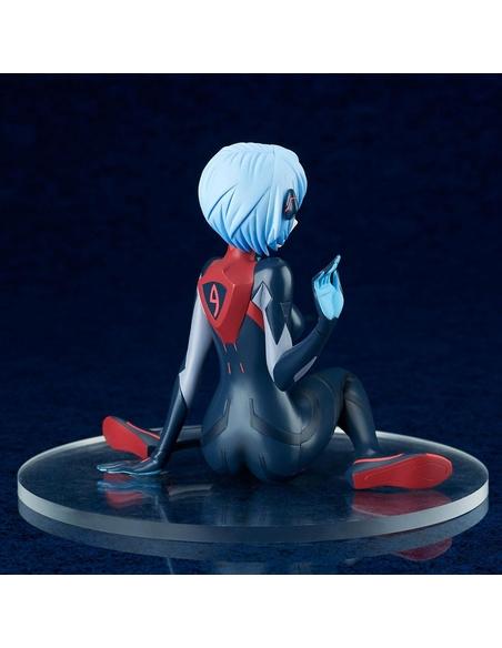 Evangelion 3.0 You Can (Not) Redo PVC Statue 1/7 Tentative Name Rei Ayanami Plugsuit Ver. 10 cm