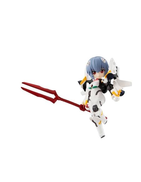 Evangelion Desktop Army Figures 8 cm Assortment Movie Version (3)