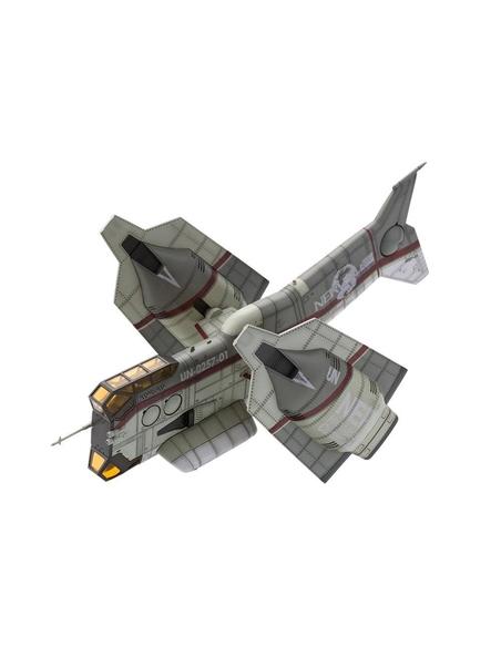 Evangelion - 3.0 Plastic Model Kit 1/100 Vertical Take-Off & Landing Aircraft YAGR-N101 19 cm