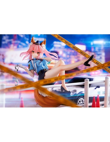 Fate/Extella Link PVC Statue 1/7 Tamamo no Mae Police Fox Ver. 23 cm