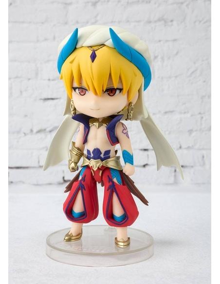 Fate/Grand Order - Absolute Demonic Front - Babyloni Figuarts mini Action Figure Gilgamesh 9 cm