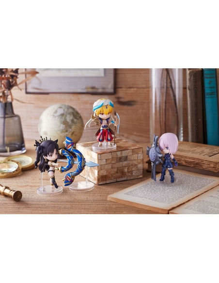 Fate/Grand Order - Absolute Demonic Front - Babyloni Figuarts mini Action Figure Mash Kyrielight 9 cm