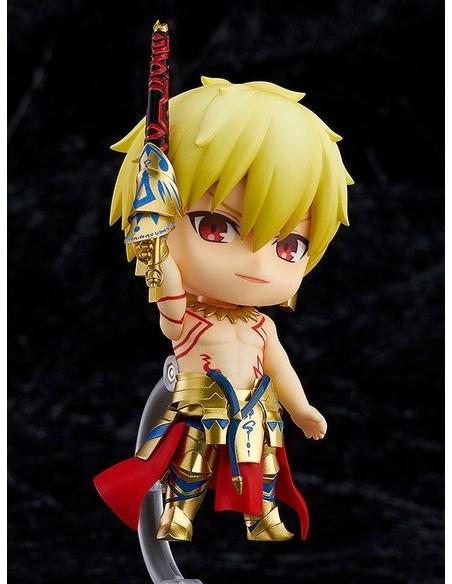 Fate/Grand Order Nendoroid Action Figure Archer/Gilgamesh - Third Ascension Ver. 10 cm