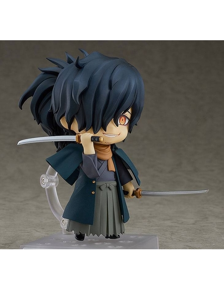Fate/Grand Order Nendoroid Action Figure Assassin/Okada Izo - Shimatsuken Ver. 10 cm