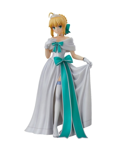Fate/Grand Order PVC Statue 1/7 Saber/Altria Pendragon - Heroic Spirit Formal Dress Ver. 23 cm