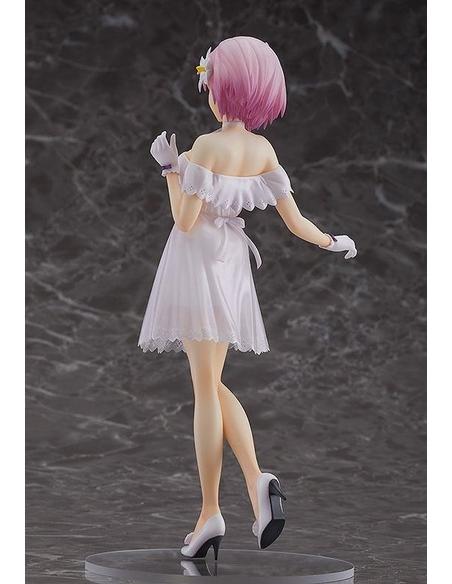 Fate/Grand Order PVC Statue 1/7 Shielder/Mash Kyrielight - Heroic Spirit Formal Dress Ver. 23 cm