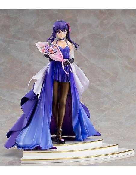 Fate/Stay Night Statue 1/7 Sakura Matou 15th Celebration Dress Ver. 25 cm