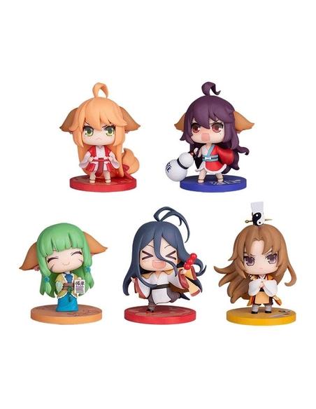 Fox Spirit Matchmaker ChiBi Figures 5-Pack 7 cm