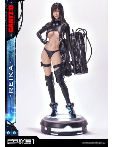 Gantz -O Statue Reika Black Edition 53 cm