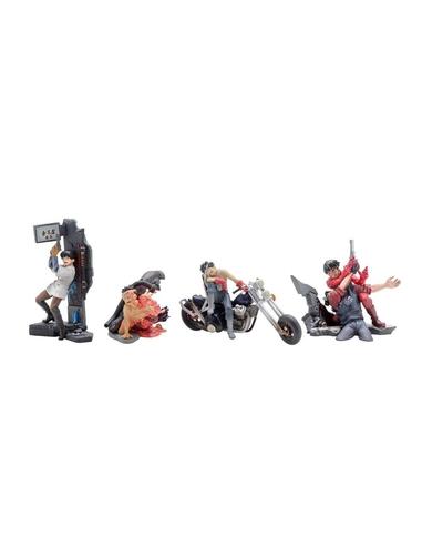 Akira miniQ Mini Figures 5-8 cm Display Vol. 2 Tetsuo (6)