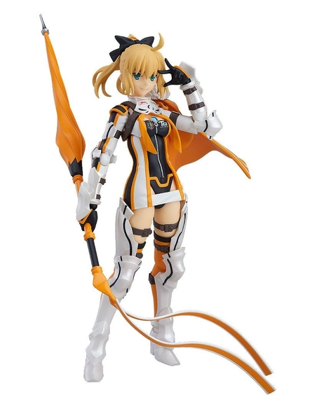 Goodsmile Racing & Type-Moon Racing Figma Action Figure Altria Pendragon Racing ver. 14 cm