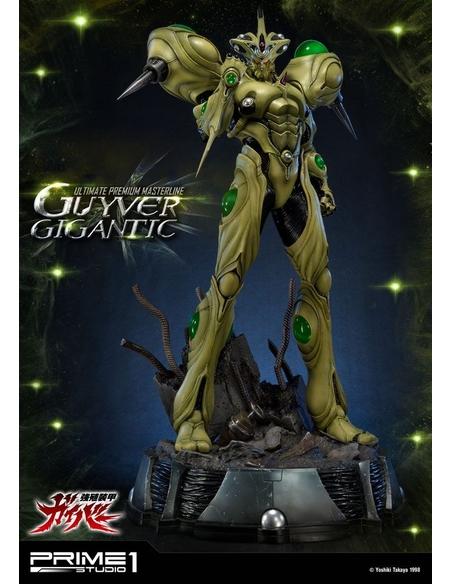 Guyver The Bioboosted Armor Statue 1/4 Guyver Gigantic 85 cm