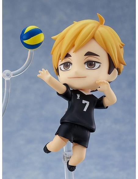 Haikyu!! Nendoroid Action Figure Atsumu Miya 10 cm