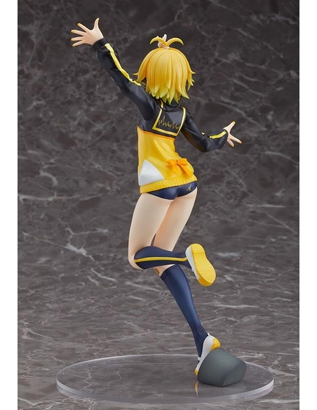 Hatsune Miku -Project DIVA- F 2nd PVC Statue 1/7 Kagamine Rin - Stylish Energy R Ver. 22 cm
