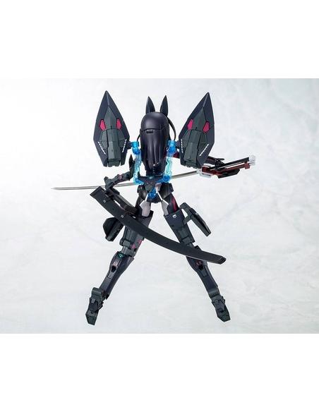 Alice Gear Aegis Plastic Model Kit Kaede Agatsuma Kaiden Form 18 cm