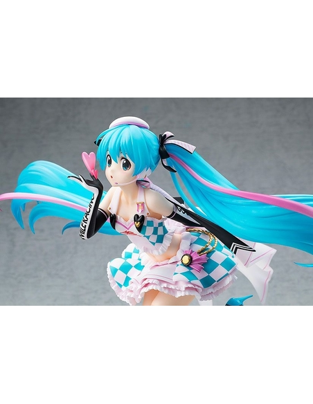 Hatsune Miku GT Project Statue 1/7 Racing Miku 2019 Side Key Visual Ver. 21 cm