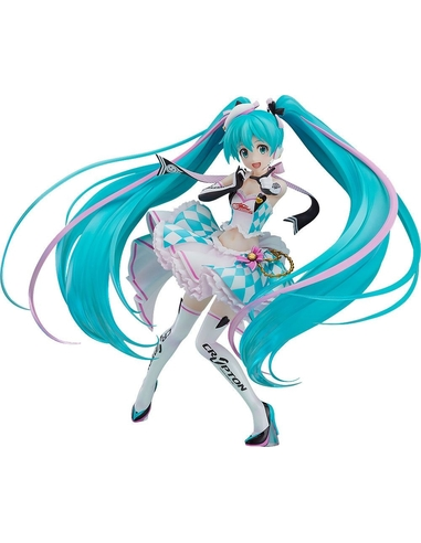 Hatsune Miku GT Project Statue 1/7 Racing Miku 2019 Version feat Annindoufu 21 cm