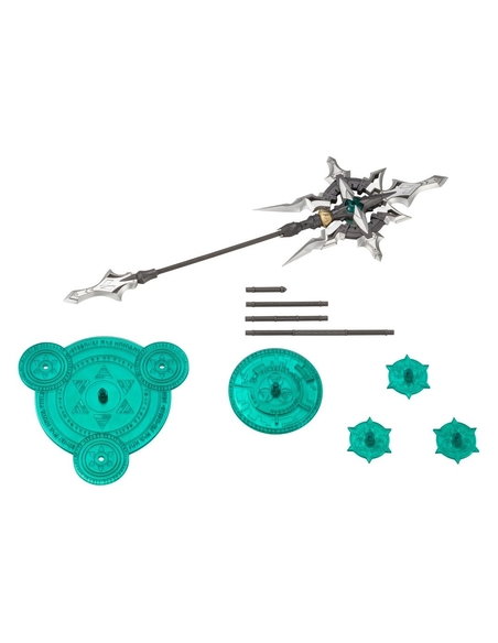 Heavy Weapon Unit MSG Plastic Model Kit Alnair Rod 23 cm