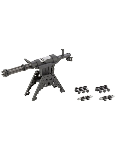 Heavy Weapon Unit MSG Plastic Model Kit Gatling Gun 2 12 cm