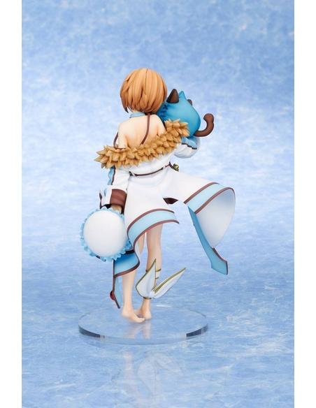 Hyperdimension Neptunia Statue 1/8 Blanc Wake Up Version 20 cm