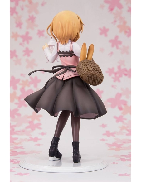Is the Order a Rabbit PVC Statue 1/7 Cocoa (Cafe Style) 23 cm