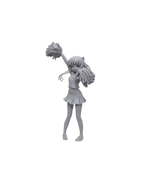 Is the Order a Rabbit? Season 3 PVC Statue Chiya Cheerleader Ver. 18 cm