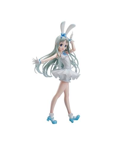 Ano Hi Mita Hana no Namae o Bokutachi wa Mada Shiranai PVC Statue 1/4 Menma Rabbit Ears Ver. 40 cm