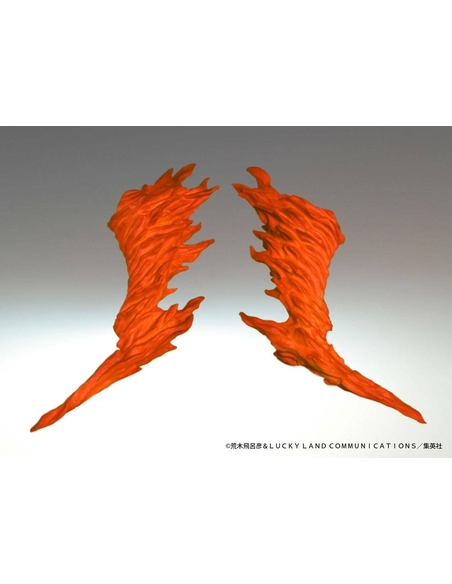 JoJo's Bizarre Adventure Super Action Action Figure Chozokado (Magician's Red) 16 cm