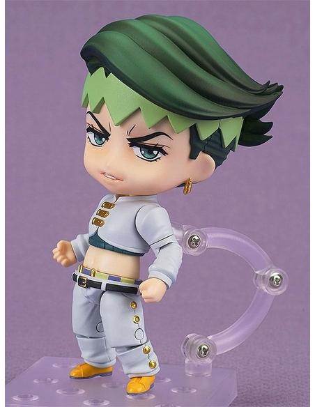 Jojo's Bizarre Adventure Diamond is Unbreakable Nendoroid Action Figure Rohan Kishibe 10 cm