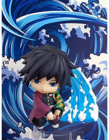 Kimetsu no Yaiba - Demon Slayer Nendoroid Action Figure Giyu Tomioka 10 cm