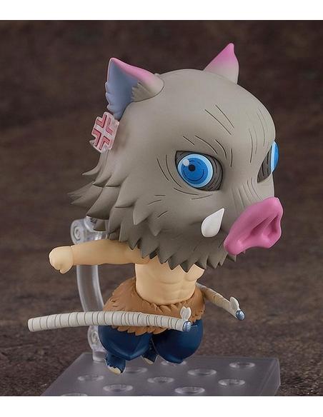 Kimetsu no Yaiba - Demon Slayer Nendoroid Action Figure Inosuke Hashibira 10 cm