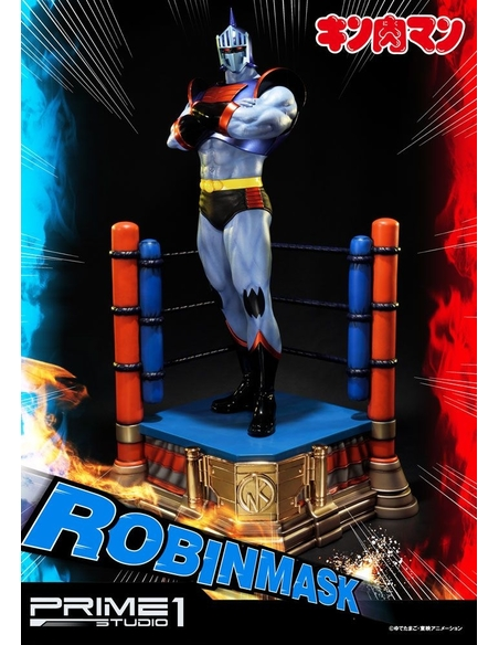 Kinnikuman Statues Robin Mask & Robin Mask Exclusive 74 cm Assortment (3)