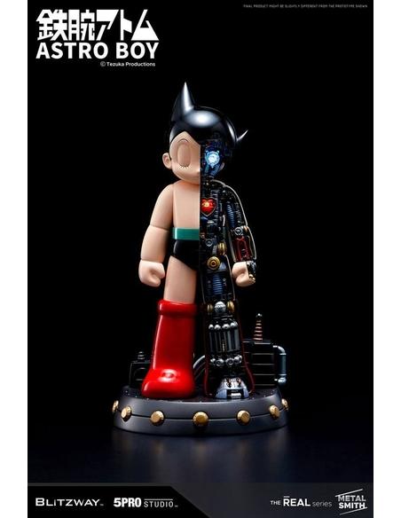 Astro Boy The Real Series Statue Atom 30 cm