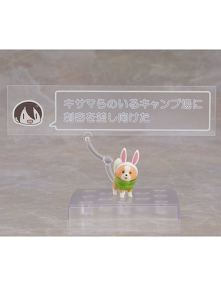 Laid-Back Camp Action Figure Ena Saito 10 cm