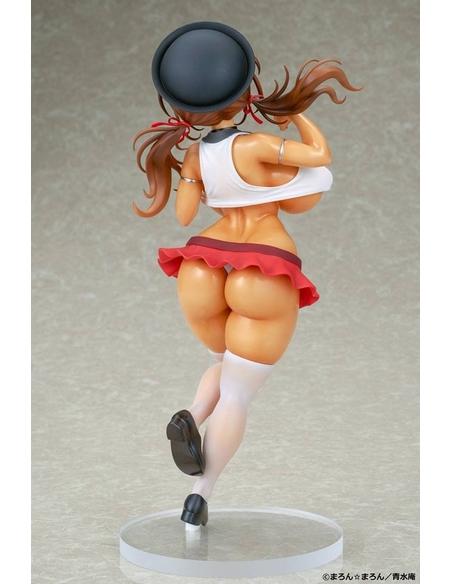 Lucky Dosukebe! PVC Statue 1/7 Minato Abeno Tanned Ver. 25 cm
