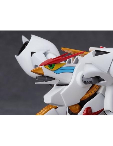 Mashin Hero Wataru Plastic Model Kit 1/20 PLAMAX MS-05 Ryuomaru 8 cm