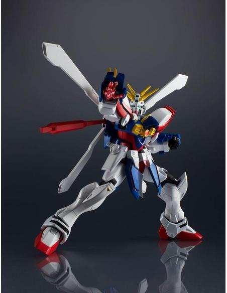 Mobile Suit Gundam Wing Gundam Universe Action Figure GF13-017NJ II God Gundam 15 cm