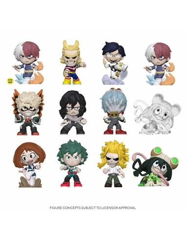 My Hero Academia Mystery Minis Vinyl Mini Figures 6 cm Display (12)