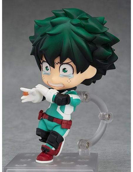 My Hero Academia Nendoroid Action Figure Izuku Midoriya - Hero's Edition 10 cm